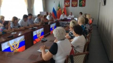 В районах Воронежской области продолжаются семинары, на которых рассматривают различные вопросы в сфере ЖКХ.