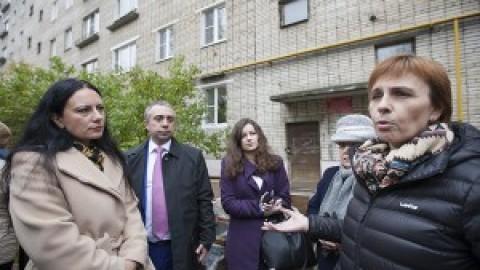 Ситуация с отоплением в Правдинском Пушкинского района Московской области под общественным контролем