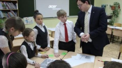 В Чебоксарах прошли первые ЖКХ-уроки для школьников