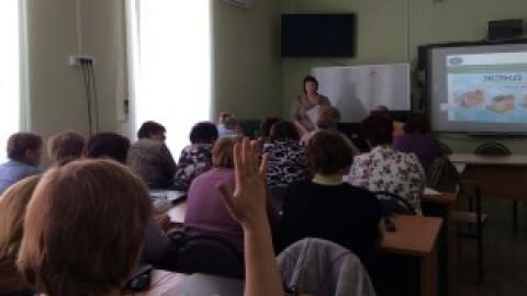 В Воронежской области продолжается реализация партпроекта «Единой России» «Школа грамотного потребителя»