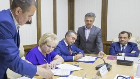 Областное отделение партии «Единая Россия» и НП «ЖКХ Контроль Московской области» подписали соглашение о сотрудничестве