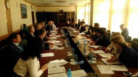 Новости проекта – совещание участников проекта в департаменте ЖКХ