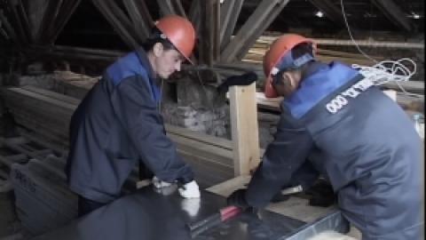 В 10 чебоксарских многоэтажках капремонт проведут  раньше запланированных сроков