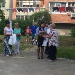 В Туле продолжают праздновать День Соседей