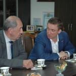 Игорь Шпектор отметил высокое качество организации работы в Новосибирском филиале «ЖКХ. Контроль – Н...