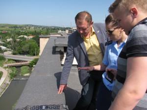На Крыше с прокурором