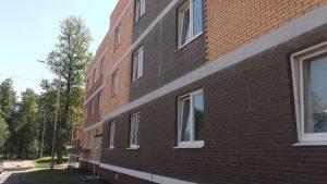 Представитель НП «ЖКХ Контроль Московской области» принял участие в проверке качества жилья для переселения из аварийного жилищного фонда