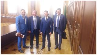 В Правительстве ЧР обсудили вопросы реализации в СКФО долгосрочных региональных программ