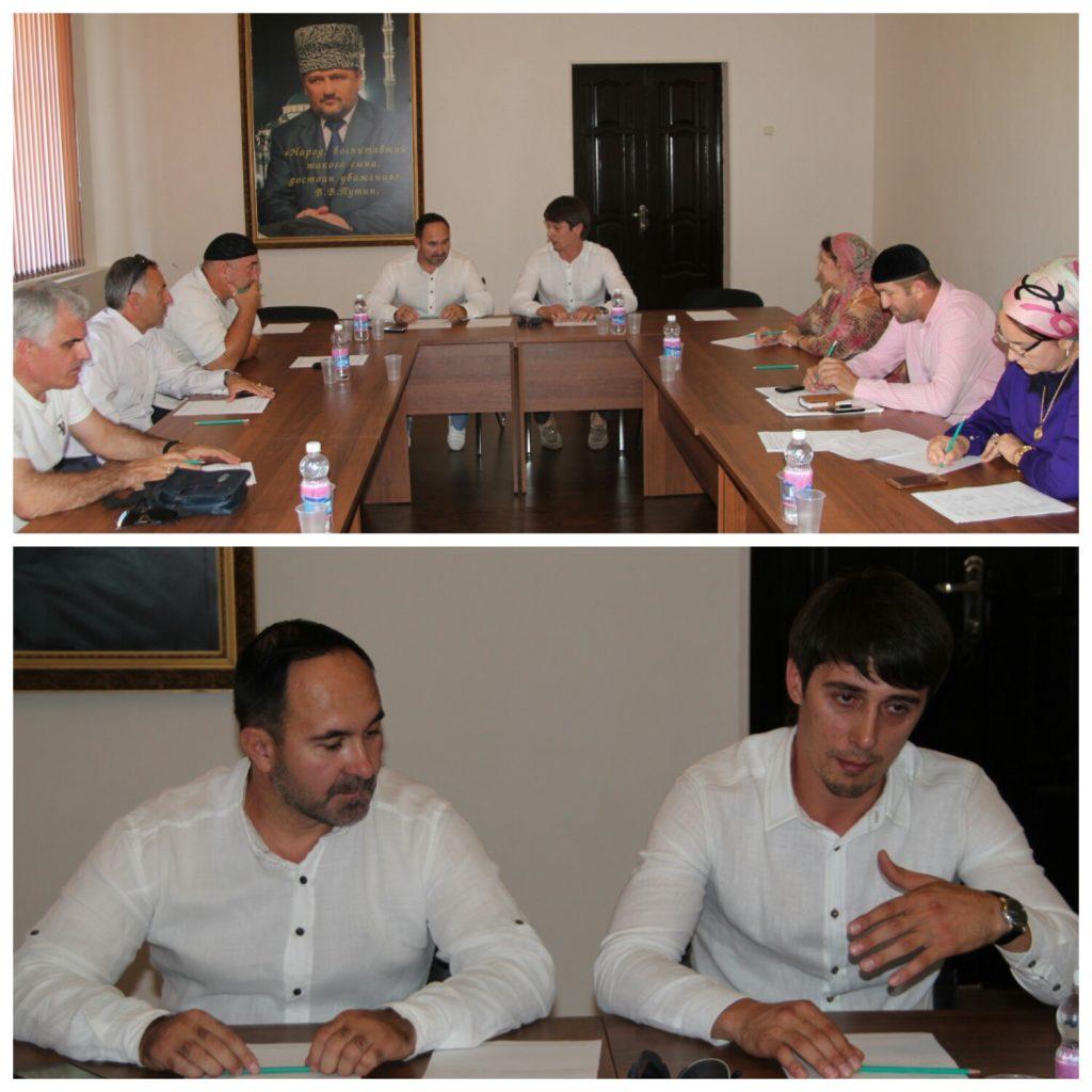 В общественной палате  ЧР обсудили проблемы сбора коммунальных платежей в регионе