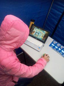 В день города Ульяновский Центр регионального общественного контроля в сфере ЖКХ  в рамках фестиваля #ВместеЯрче организовал чемпионат среди детей по энергоэффективной игре
