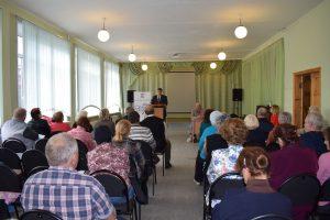 Cеминар с членами Ассоциации органов самоуправления многоквартирных домов Нижнего Новгорода