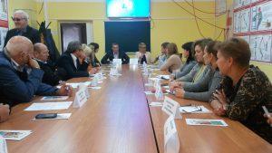 Самарские активисты обсудили проблемы разрешения конфликтов в ЖКХ