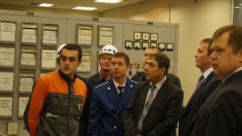 Общественники проверили готовность Самарской ТЭЦ к отопительному сезону