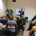 Новосибирск: Состоялся последний, в уходящем году, семинар для собственников