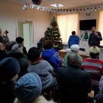 Новосибирск: обучающий семинар для ТОС «Троллейный»