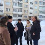 Зампред правительства Ивановской области увидел неграмотное благоустройство в Наволоках