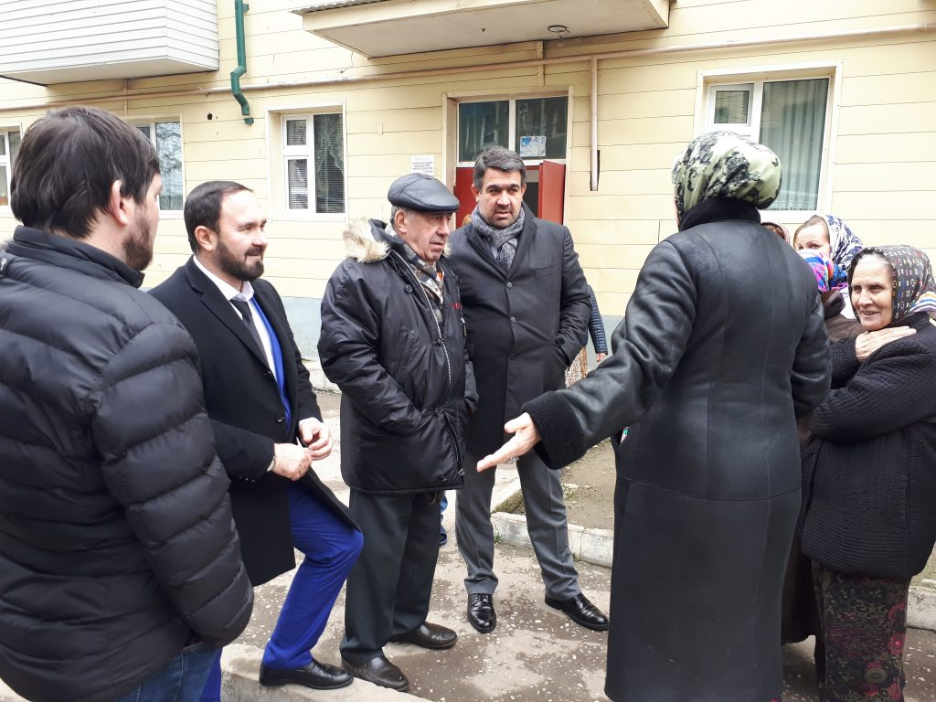 Руководитель ЖКХ контроль по ЧР Мансур  Солтаев  принял участия на расширенном выездном заседании Комиссии ОП РФ