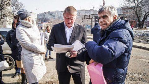Хабаровская пятиэтажка десятилетиями разрушается из-за затопленного бункера