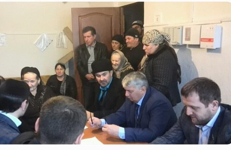 ЖКХ Контроль Чеченской Республики организует встречи с жителями