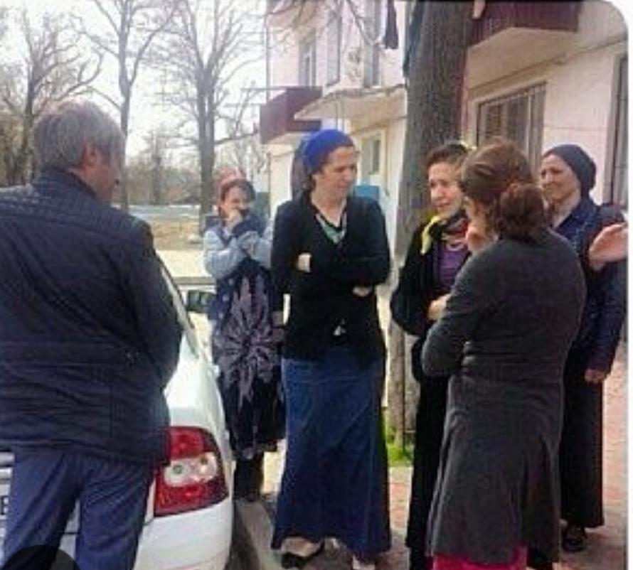 Руководитель Регионального центра общественного контроля в сфере  ЖКХ  Мансур Солтаев провел выездную встречу