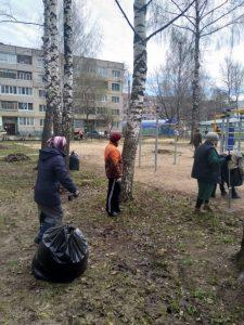 В Чебоксарах прошли массовые экологические субботники