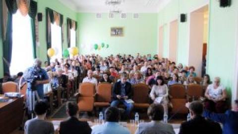 В Воронеже обсудили проблему обращения с твердыми коммунальными отходами