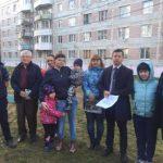 Мониторинг благоустройства дворовых территорий Московской области продолжается!
