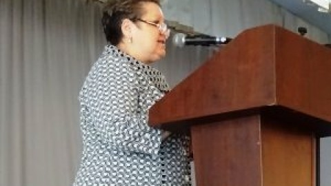 Татьяна Дроздова приняла участие в совещании по деятельности управляющих компаний