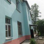 Жители выбирают яркие цвета для капитального ремонта фасада