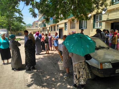 Выездное совещание РЦОК по проблемам МКД г. Грозного