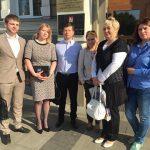 ЖКХ Контроль Московской области инициировал совещание в Министерстве ЖКХ МО по вопросам благоустройс...