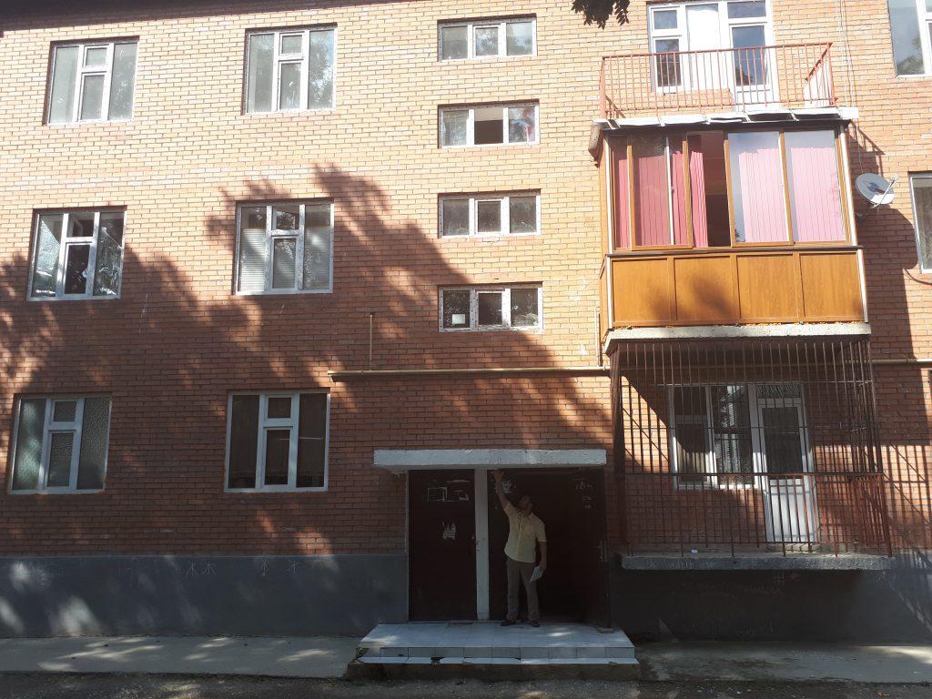 ЖКХ Контроль по Чеченской Республике провели мониторинг домов построенных по программе переселения граждан из аварийного жилищного фонда