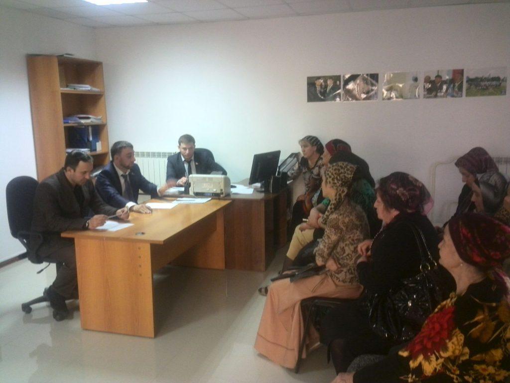 ЖКХ контроль провел встречу с председателями Советов многоквартирных домов
