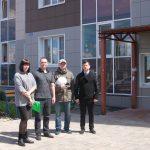Центр Общественного контроля принял участие в комиссионной проверке жилых домов