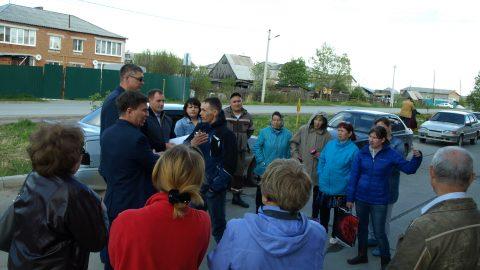 «ЖКХ Контроль» провёл выездную проверку в Тобольске