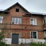 В Кимовском районе Тульской области ведется капитальный ремонт на МКД