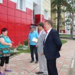 Сергей Сохранов проверил новостройки в г. Алдане в Якутии