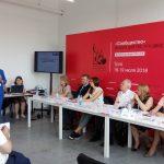 """Делегация НП """"ЖКХ Контроль"""" выступила на дискуссии по обращению ТКО в рамках форума """"..."""