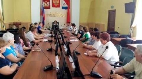 Эксперты «Жилконтроля» проверили ход капитального ремонта в Подгоренском районе
