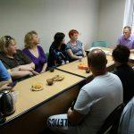 Активные тюменцы провели собрание инициативной группы «МЫ – СОСЕДИ»