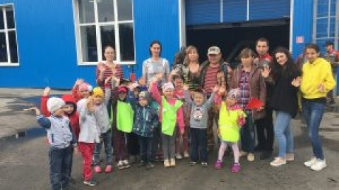 Экологическое образование с детского сада