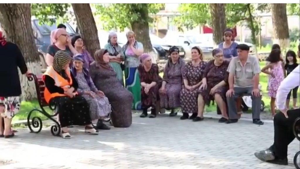 Встреча преддверии двухсотлетия г. Грозного