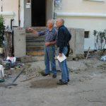 Фасад многоквартирного дома в г.Новомсковске Тульской области преображается