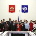Светлана Разворотнева наградила победителей Всероссийского конкурса СМИ