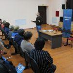 Жителям п.Метростроевский рассказали об основах жилищного права