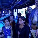 Светлана Разворотнева провела секцию тематической площадки на съезде ОНФ