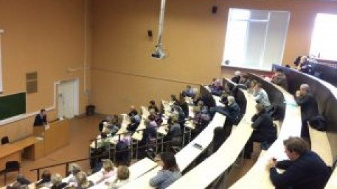 Слушатели и эксперты обсудили на Школе Управдома коммерческое использование общего имущества многоквартирного дома