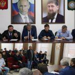 Руководитель ЖКХ Контроль Мансур Солтаев, с руководством префектуры Октябрьского района, организовали очередной семинар- совещание с руководителями УК, ТСЖ и советами МКД района.