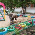 Вовлечение населения в благоустройство дворовых территорий и развитие комфортной городской среды