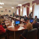 Круглый стол «Взаимодействие институтов гражданского общества и государства в сфере ЖКХ» состоялся в...
